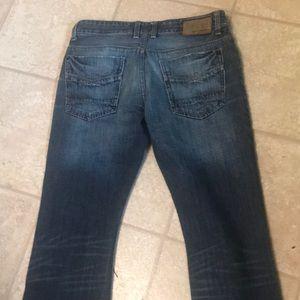 Calvin Klein Slim button-fly jeans! 30/31!